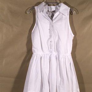 Knitworks White Dress
